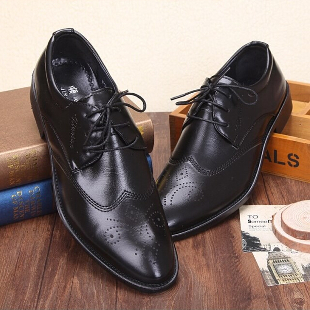 Popular Mens Leather Dress Shoes-Buy Cheap Mens Leather Dress ...