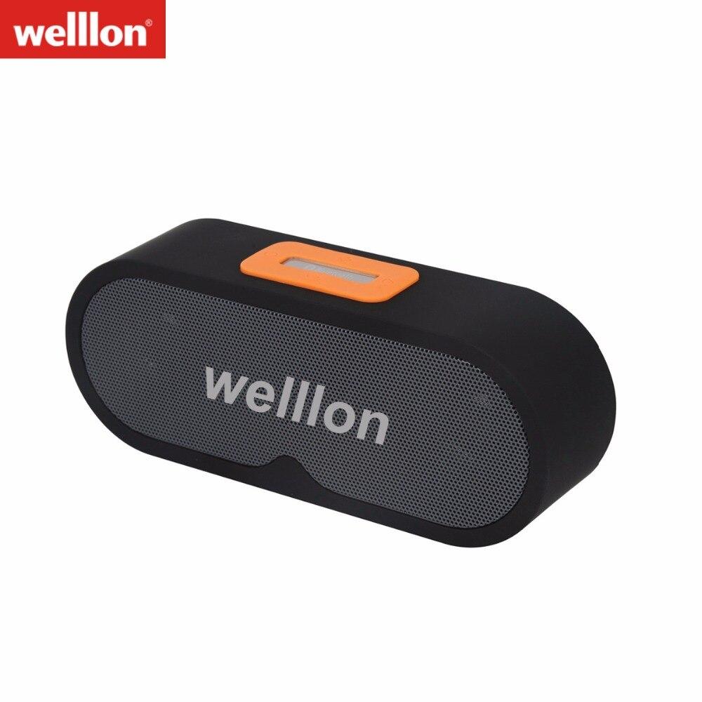 Wireless Bluetooth Speaker welllon FARSIGHTER HD Stereo ...