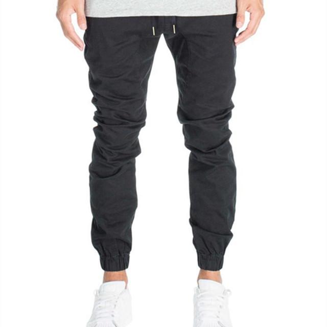 Diseñador Para Hombre Harem Joggers Puño Elástico Tiro Caído Joggers Pantalones Cordón Del Motorista Para Los Hombres Negro Rojo Verde