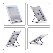Universal Tablet Pc Holder Stand For Ipad Mini 1 2 3 Air 2 Support For Xiaomi Samsung Tablet Pcs Folding Holder For Iphone Stand цена