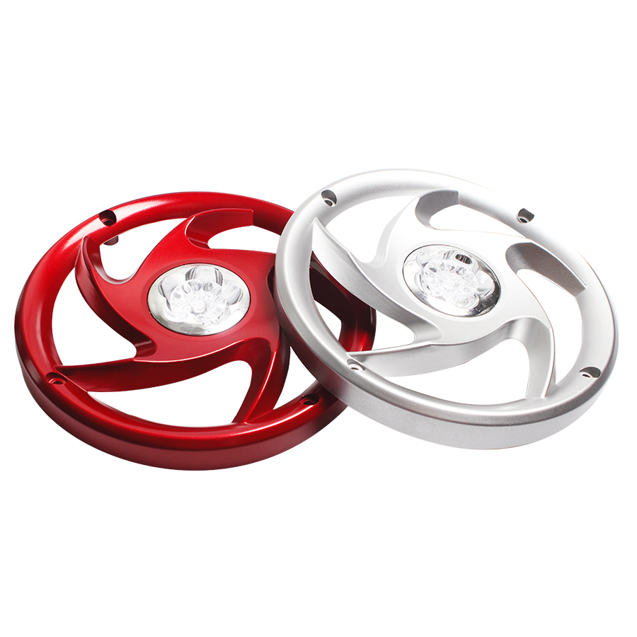 2PCS Car Home Mesh Speaker Protective Mesh Net Cover Speaker Grille 5 Inch Speaker Cover Repair Parts Accessories DIY