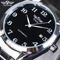 2016 мужские Часы Лучший Бренд Люкс Мужская Автоматическая Механические Наручные Часы Из Нержавеющей Стали Ремешок Бизнес Платье Смотреть Reloj Часы