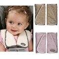Cochecito de bebé del Asiento del Cinturón de Seguridad Del Cinturón de seguridad Hombreras Fundas de Coche Cubierta Protectora de La Piel Protectores de Cuello