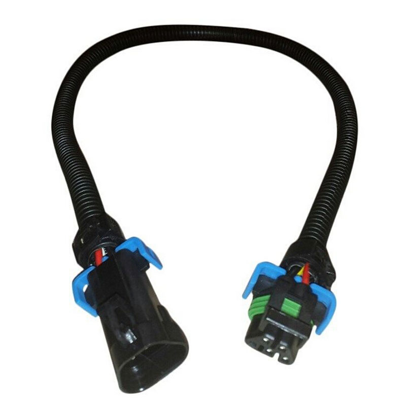 TIANBANG Fit C6 Corvette Camaro 24 For Chevrolet BUICK GM Oxygen Sensor Extension Harness LS2 LS3 tianbang fit c6 corvette camaro 24\
