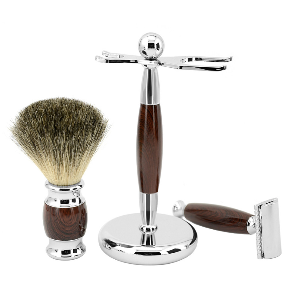 ZY afilador de cuero genuino Strop Barber afeitado recto cinturón de afeitar  cuchillo plegable afilador para e72a9e626cbd