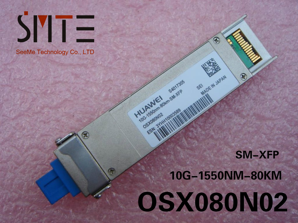 HW OSX080N02 10G-1550NM-80KM-SM-XFP optical fiber single module HW OSX080N02 10G-1550NM-80KM-SM-XFP optical fiber single module