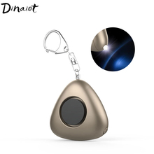 Self Defence Emergency Button Wireless SOS Panic Button for Women elderly Children Personal Protection with Keychain