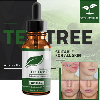 100% Natural Tea Tree Essential Oil Anti-wrinkle Extract Acne Removal