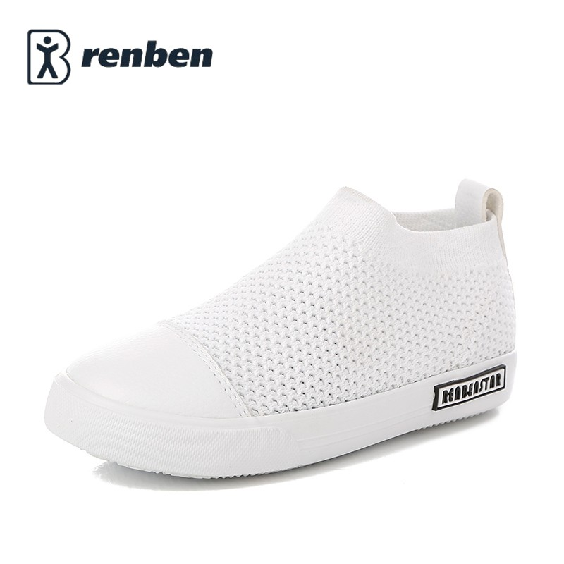 Children shoes girls private sports shoes kids shoes boys spring 2017 summer new sneakers breathable leisure small white shoes