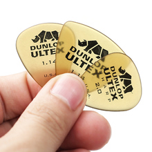 цены 1 pc Dunlop Guitar Picks Ultex Standard/Sharp/Triangle/ Plectrum Mediator 0.6mm-1.14mm Guitar Picks Guitar Parts Accessory Picks