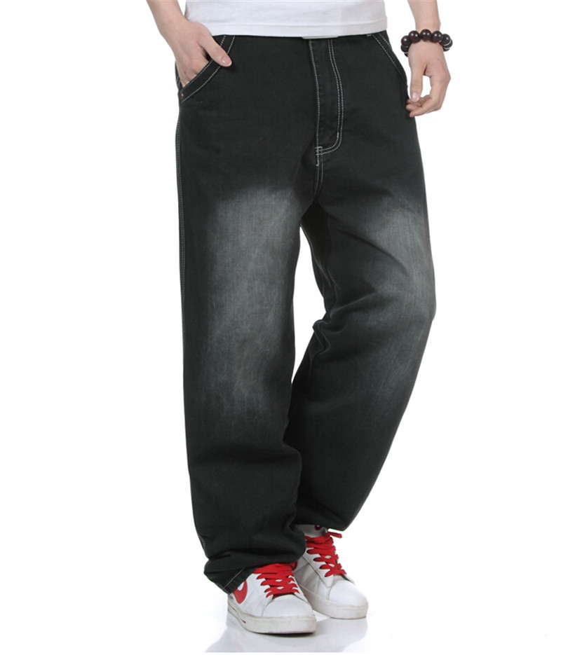 Popular Black Denim Jeans Men-Buy Cheap Black Denim Jeans Men lots ...