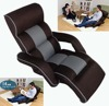 Lounge Sofa Furniture Upholstered Arm Chair Floor Seating 4 Color Modern Leisure Foldable Daybed Sofa Chair