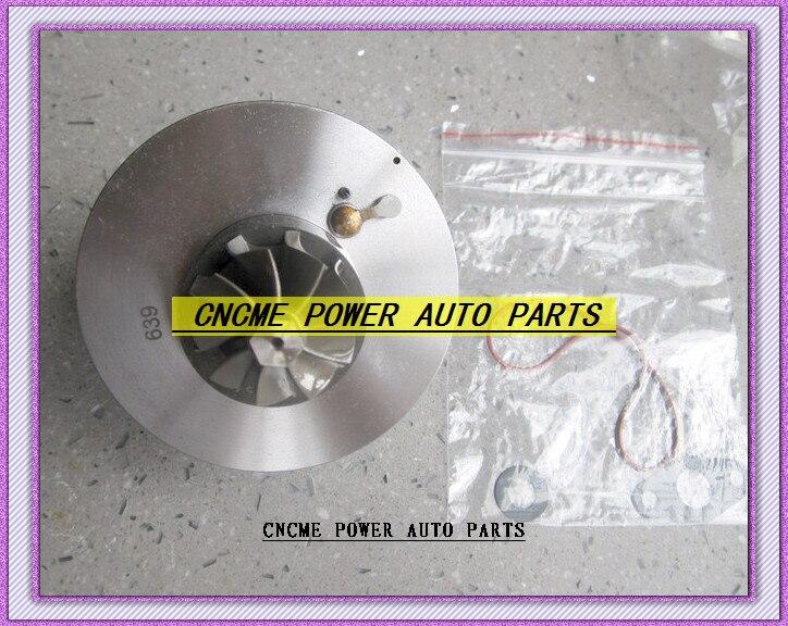 TURBO CHRA Cartridge Core GT1749V 708639 708639-5010S 708639-0003 708639-0002 For Renault Megane Scenic S40 V40 Primera F9Q 1.9L