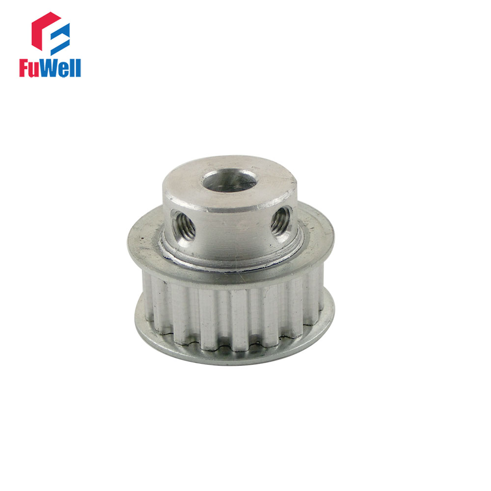 3M 25T Timing Belt Pulley Gear Sprocket 5//6//6.35//7//8//10//12mm Bore For 10mm Belt