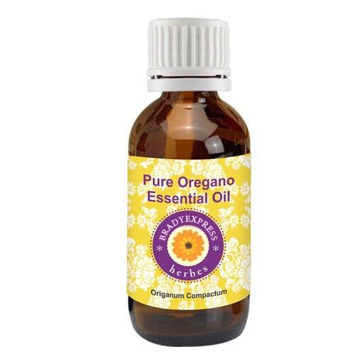 FRee Shipping Pure Oregano Essential Oil (Origanum Vulgare) 100% Natural Therapeutic Grade  5ML