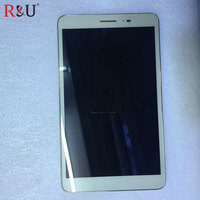 Used Parts 8 Inch LCD Display Panel Touch Screen Sensor Glass Digitizer Assembly With Frame For