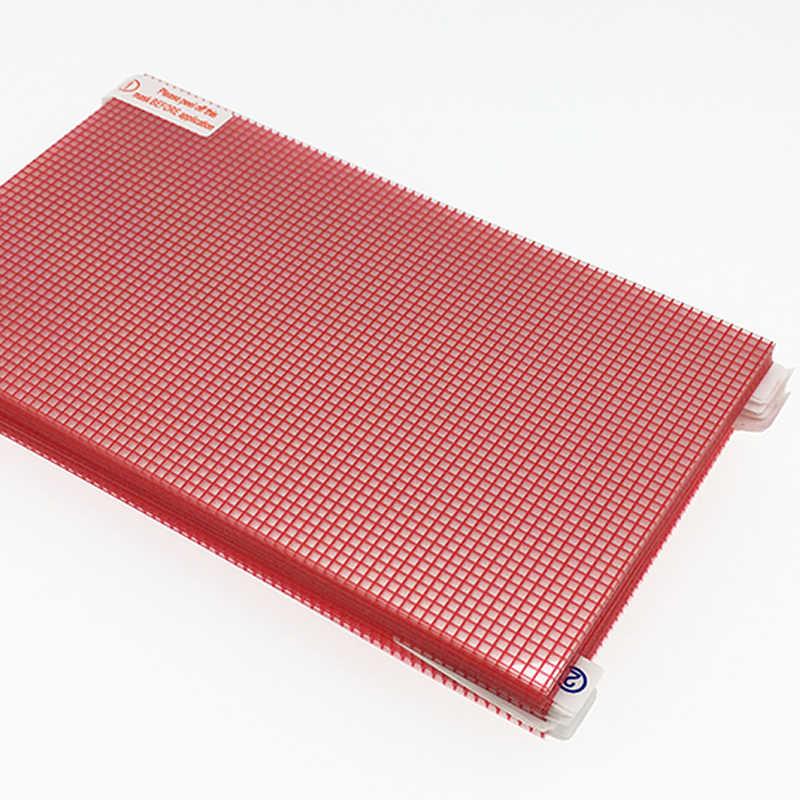 5 قطعة/الوحدة 172x104 مللي متر العالمي 8 ''واضح واقي للشاشة الحرس طبقة رقيقة واقية ل 8 بوصة موبايل هاتف لوحي GPS MP4 MID
