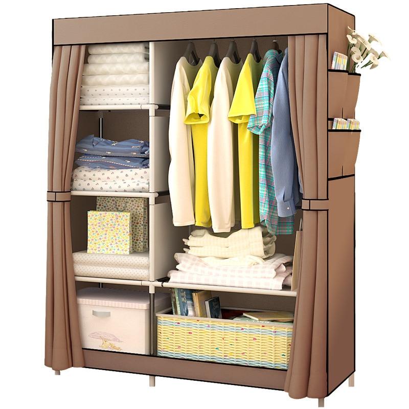 Einfache Moderne Grosse Speace Kleiderschrank Kleiden Lagerung