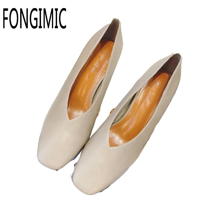 Women Pumps Sexy Fashion Style High Quality High Heels Square Toe Square Toe Spring Summer Wear Slip-on Comfortable Lady Shoes 2017 shoes women med heels tassel slip on women pumps solid round toe high quality loafers preppy style lady casual shoes 17