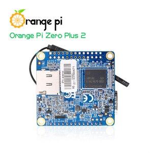 Image 4 - Oranje Pi Nul Plus2 H5 Quad Core, Ondersteuning Wifi/Bt/Camera/Hdmi Mini Pc Board
