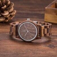 New Fashion Top Luxury Brand Watch Wood Watches Men S WristWatch Clock Men Women Wooden Watch