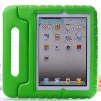 For Apple IPad 2 3 4 EVA Foam Shockproof Case For IPad2 Ipad3 Ipad4 Funda Coque