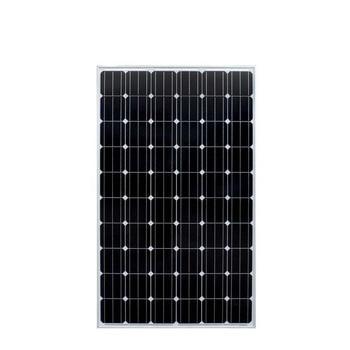 4 Pcs Solar Module 20v 250w Panel Solar 1000w For Solar Home System Solar Battery Charger Solar RV Off Grid Roof Caravan Car