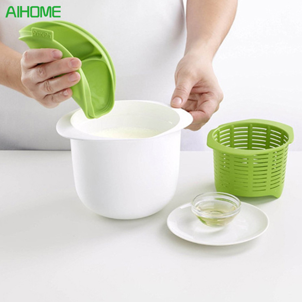Cheese Maker Microwave Plastic Healthy For Making Cheese