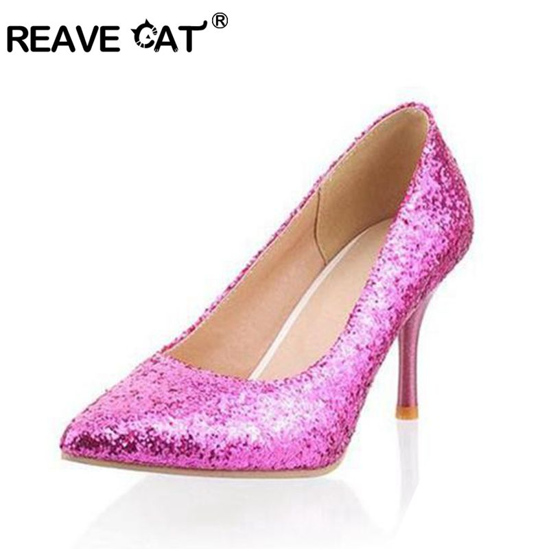 Online Get Cheap Purple Glitter Heels -Aliexpress.com | Alibaba Group