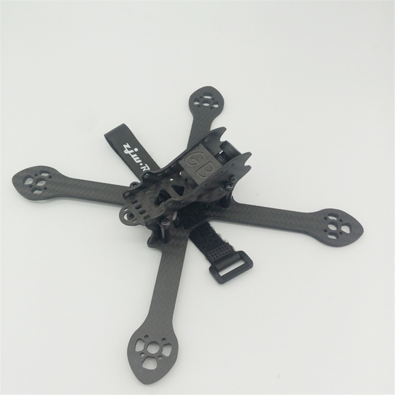 1PC GB170 Mini 4 Inch RC FPV Rack Aircraft DIY Frame Suit Runcam Micro Swift 3 Ganfeng <font><b>4052</b></font> Paddle 1506 1606 Motor Spare Parts image