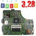 Para asus k53sv k53sm placa base placa base 8 mainboard del ordenador portátil de memoria rev 3.1 GT 540 M con 2 GB de RAM DDR3 prueba bien envío nave