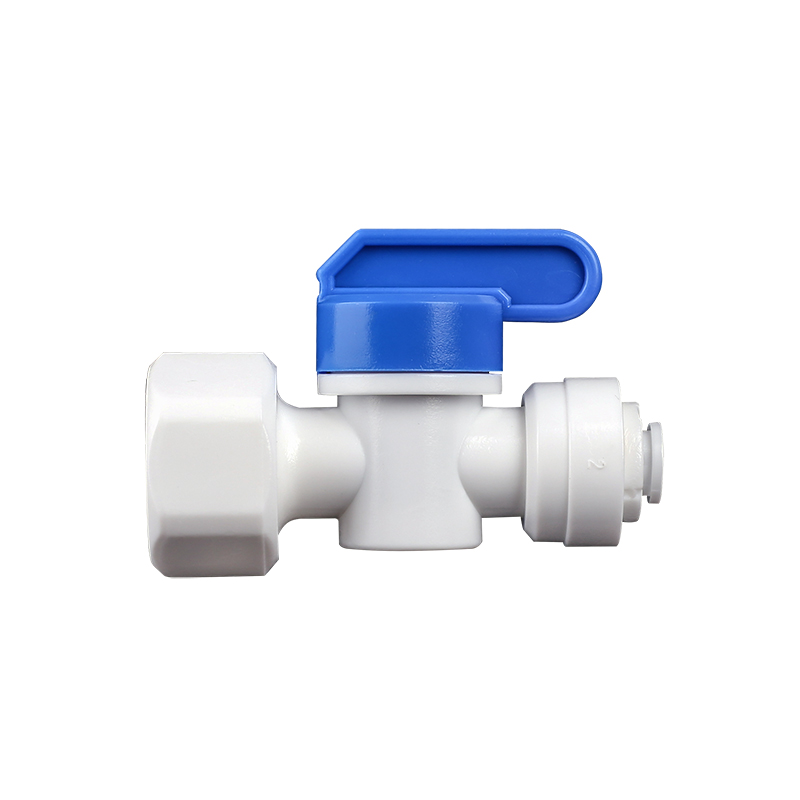1 2 Quot Female 1 4 Quot Od Tube Pe Pipe Fitting Backwash