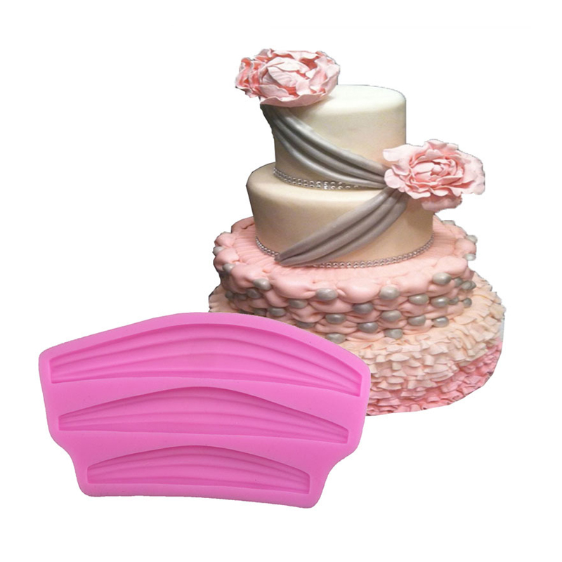 Ladder Cooking Tools Decoration Silicone Mold Baking