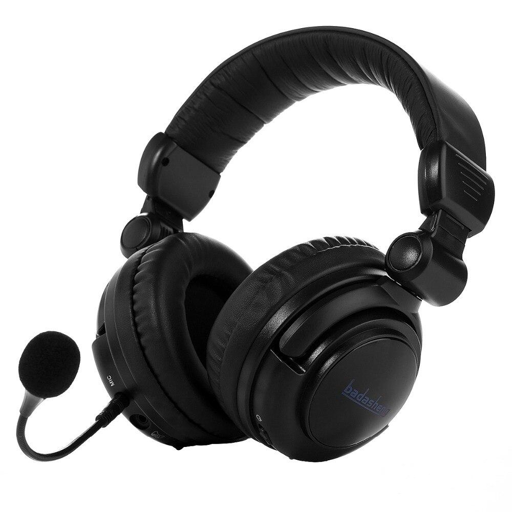2.4G wireless gaming headset vibrazione con effetto dei bassi, Ottico Senza Fili Stereo Gaming Headset Vibrazione per PS4/PS3/XBOX ONE