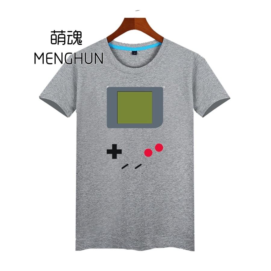 Tiszta pamut kiváló minőségű játék rajongók tervezési - Férfi ruházat