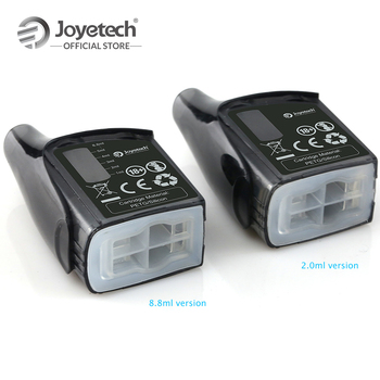 Original Joyetech Atopack Penguin Cartridge 2.0ml/8.8ml Capacity By JVIC Coil 1.2/ 0.25/0.6ohm Replacement Electronic Cigarette