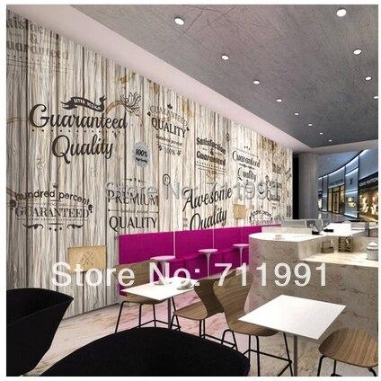 Spedizione gratuita murale sfondo personalizzato soggiorno for Carta da parati bar