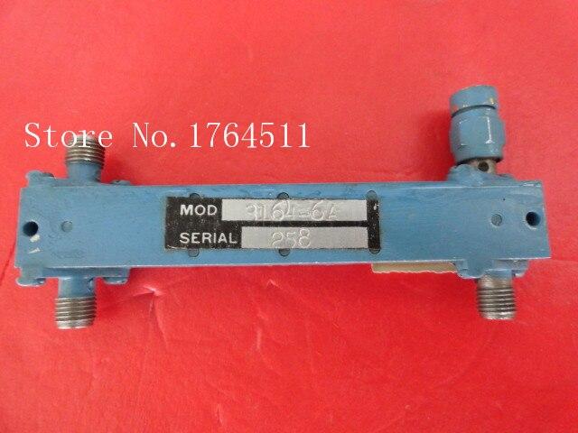 [BELLA] ARRA 3164-6A 700-1.4GHz Coup:6d SMA Coaxial Directional Coupler