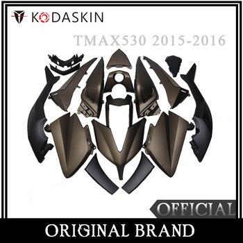 KODASKIN Motorcycle Tmax  Fairing 3D ABS Plastic Injection Tmax530 Fairing Kit Bodywork Bolts for Yamaha Tmax 530 2015 2016