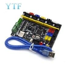 드라이브 보드없이 MKS GEN L V1.0 3D 프린터 용 RAMPS 오픈 소스 marlin과 호환되는 Mother Control Doard