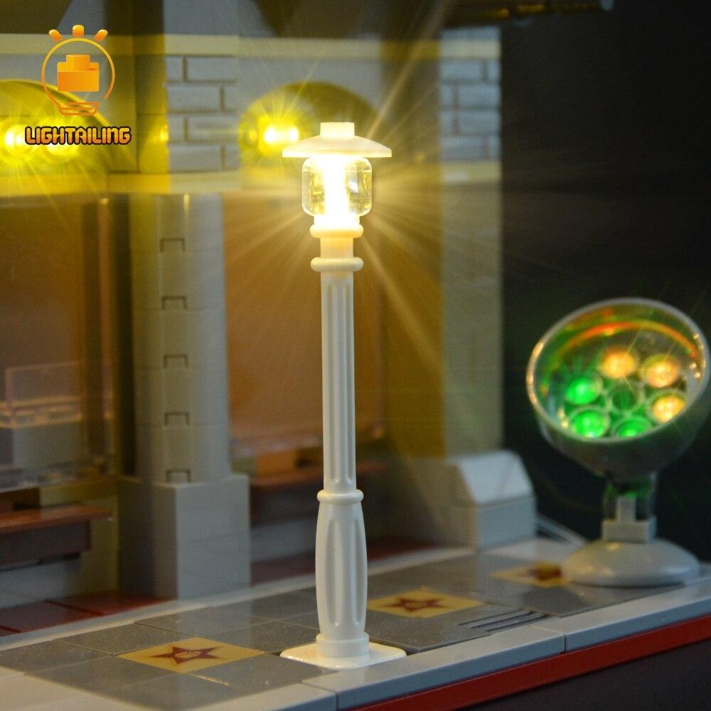 LIGHTAILING Led Licht Up Kit Für Creator Palast Kino Licht Set Kompatibel Mit 10232 (NICHT Enthalten Die Modell)-in Sperren aus Spielzeug und Hobbys bei  Gruppe 2