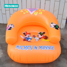 цена на Medoboo Baby Kid Inflatable Sofa Folding Cartoon PVC Baby Learning to Sit Sofas Portable Children Bathroom Sofa Chair Seat *