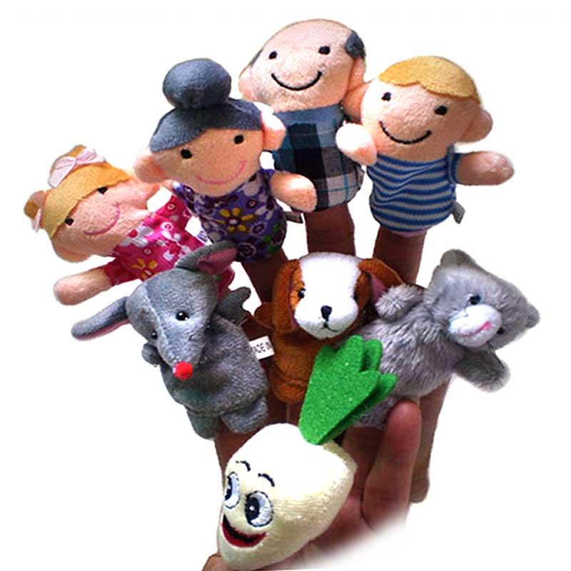 8-Pcs-set-Animals-Finger-Puppets-Toys-The-Enormous-Turnip-Story-Telling-Nursery-Fairy-Tale-Kids-Birthday-Christmas-Gift-FJ88-4