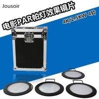 Film par PA Lamp effect Mirror 4K / 2.5KW 4 Box Film Lighting, Film Advertising Photography panorama