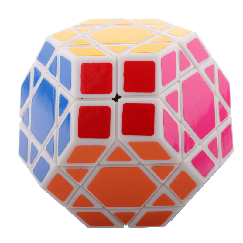 Free Delivery Model New DaYan Gem Dice IV Magic Dice Stickers Cubo Magico Puzzle Pace Basic Toys Studying & Schooling Toy