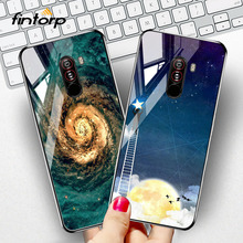 Fintorp Tempered Glass Case For Xiaomi Mi 8 A1 5X C
