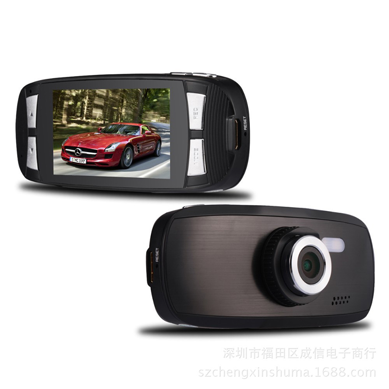 2018 2.7  Car DVR HD 1080P LCD Car Dashboard DVR Camera 140 Wide Cam Video Recorder Night Vision Recorder G-Sensor Dash Cam