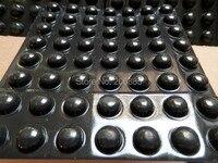 3 м глины лента в горошек sj5003/черный цвет/hemiphere/в11.2мм * н5.1мм/3000 шт. в коробке нескользящие ленты