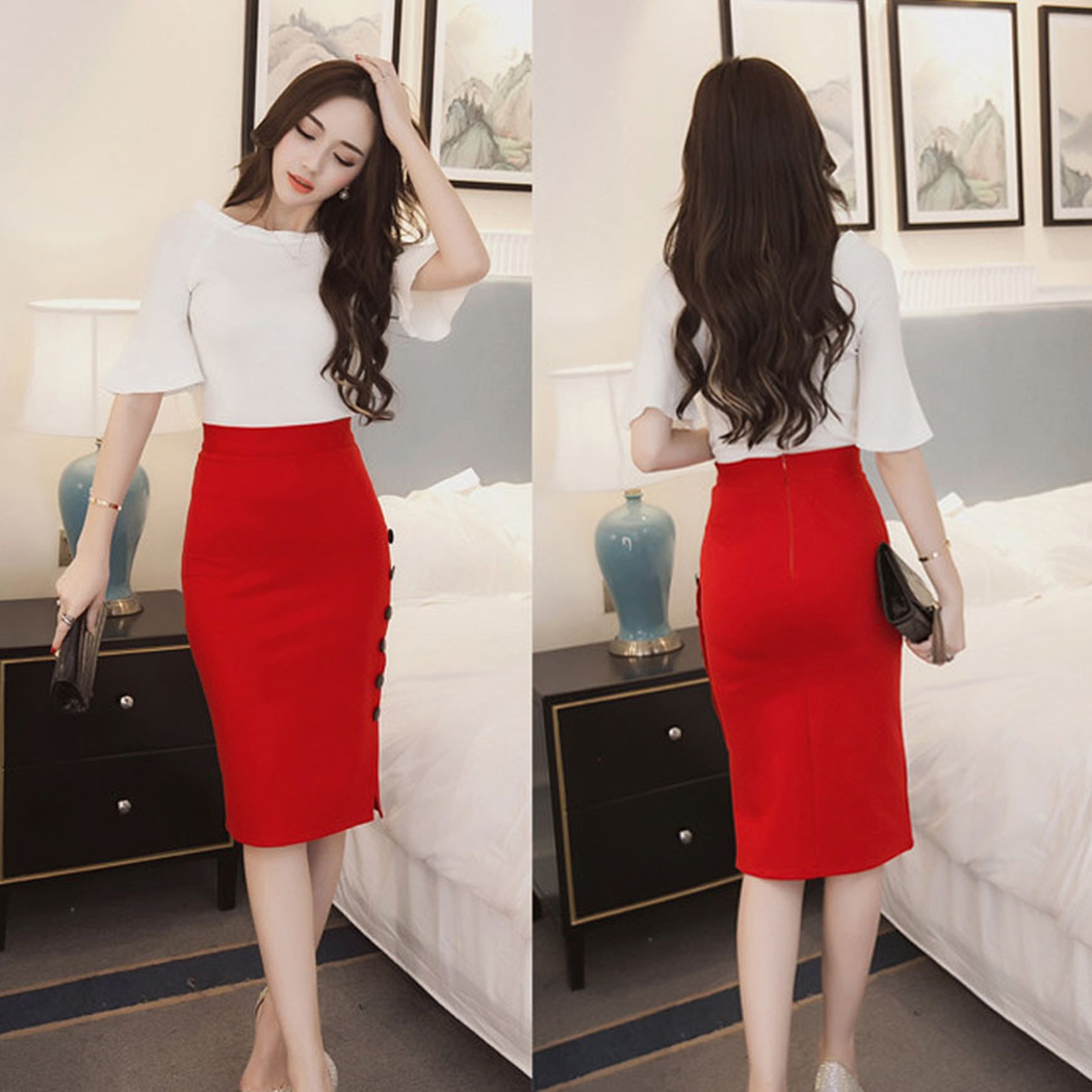 Compare Prices on Womens Business Skirt- Online Shopping/Buy Low ...