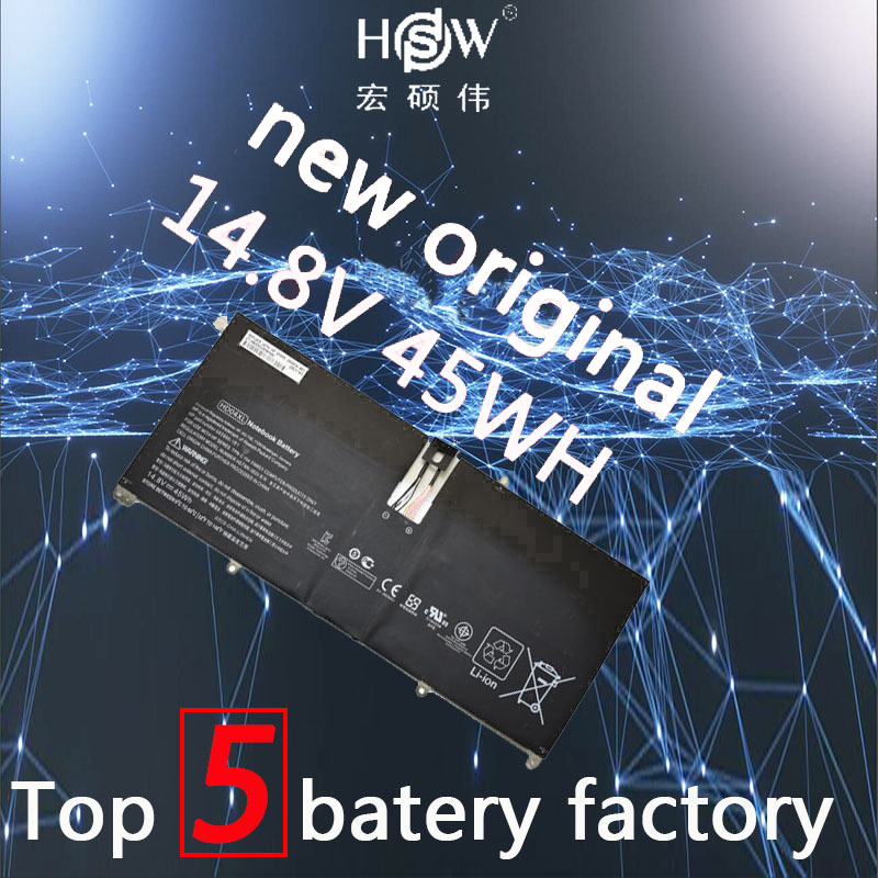 HSW 14.8V 45Wh HD04XL Battery For Hp Envy Spectre Xt 13-2021tu Xt 13-2000eg Xt 13-2120tu 685866-1b1 685866-17 batteria new laptop battery for hp envy spectre xt 13 2000eg 13 2004tu 13 2005tu 13 2023tu 13 2050nr 13 b000 b8w13aa
